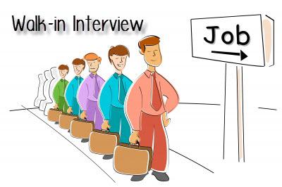 Walk in Jobs in tirunelveli