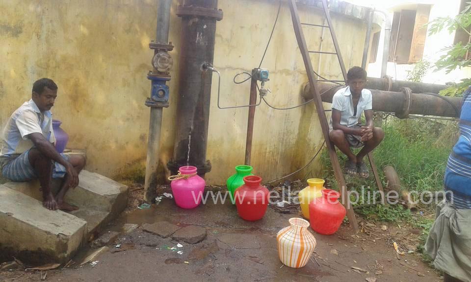 Water problem in sivagurunatha puram | Nellai Help Line