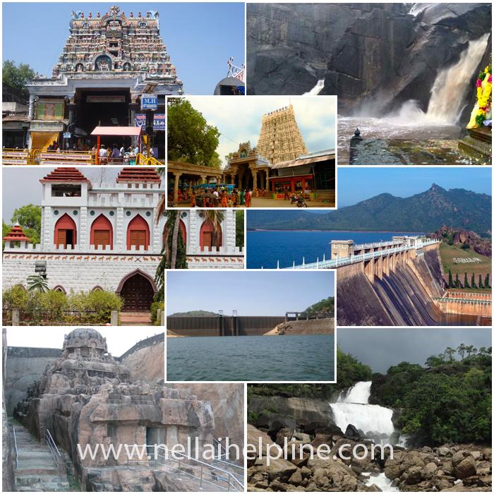 Tirunelveli tourist places