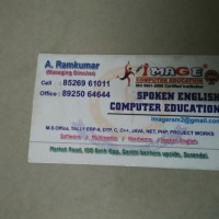 Image Computer Education