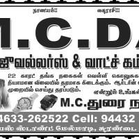 M. C. D Jewellers