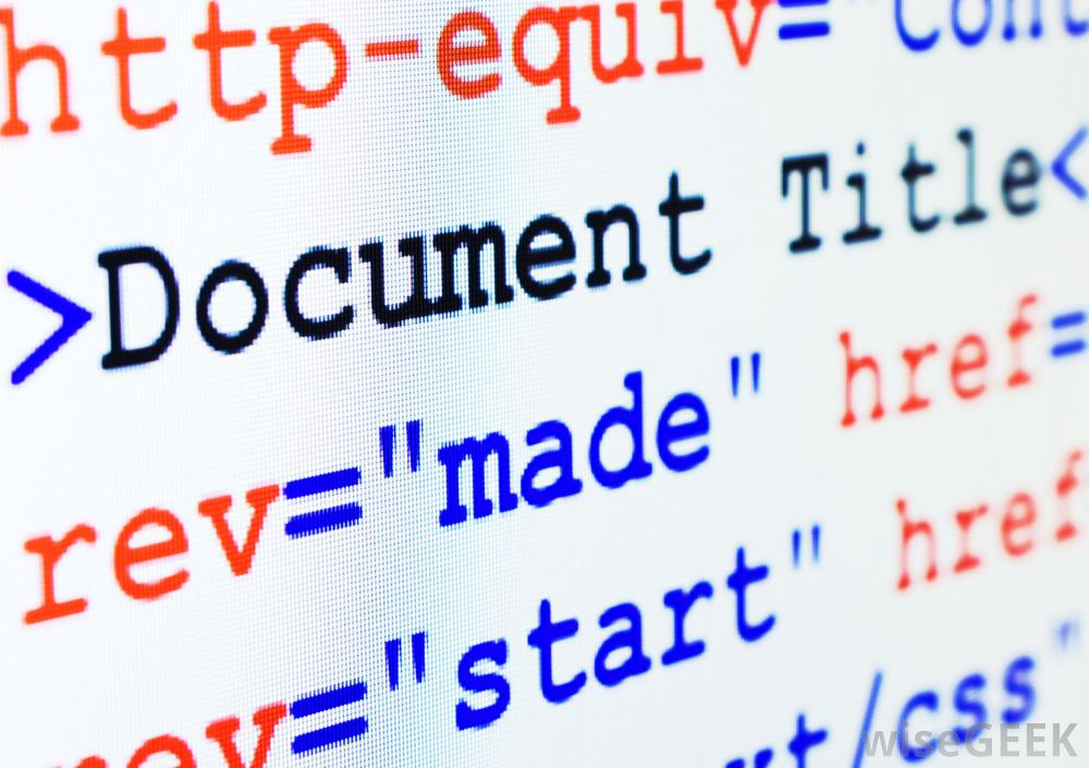Wanted HTML/XML Programmers