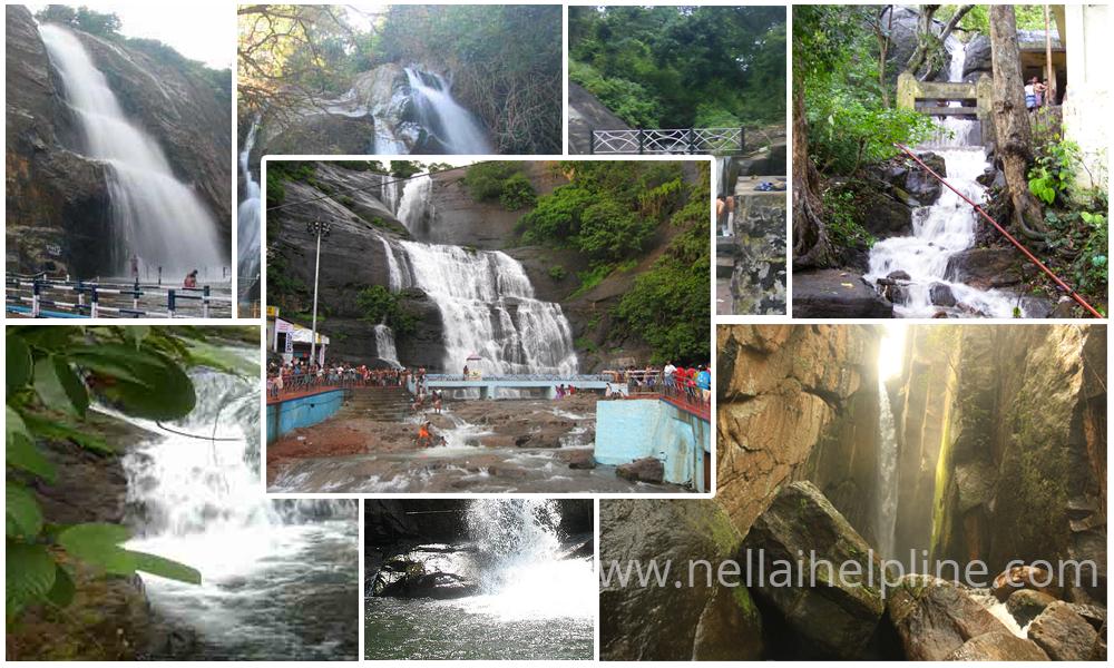 Courtallam Falls | Nellai Help Line