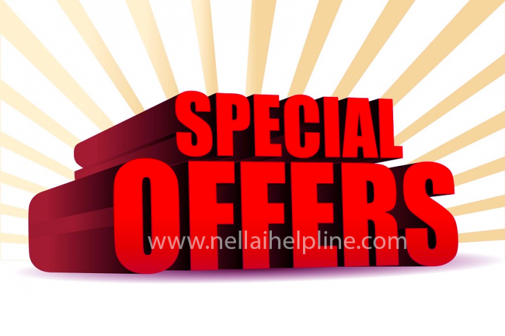 Nellai Help Line in special offers